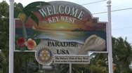 Stock Video Footage of Key West_165 0584 01
