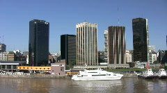 Leaving Buenos Aires 2 Stock Footage