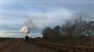 Steam train  Stock Footage
