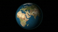 Earth Highlight 303 - Australia Stock Footage