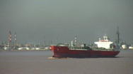 Stock Video Footage of Oil Tanker - 2 clips