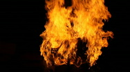 Fire1 Stock Footage