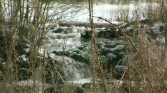 Water_stream_4 Stock Footage
