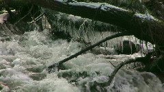 Water_stream_8 Stock Footage