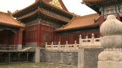 Forbidden City 79 Stock Footage