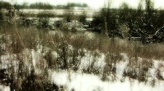 winter_landscape_15 - stock footage