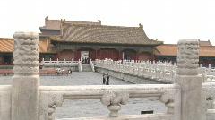 Forbidden City 87 Stock Footage