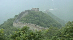 Great Wall of China 2 Stock Footage