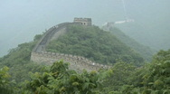 Stock Video Footage of Great Wall of China 2