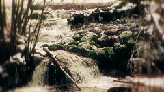 Water_stream_18 Stock Footage