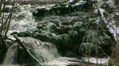 Water_stream_19 Stock Footage