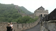 Great Wall of China 13 Stock Footage