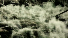 Water_stream_21 Stock Footage