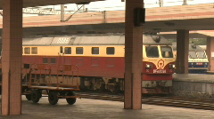 Hang Zhou Train Station 6 - stock footage