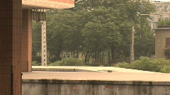 Hang Zhou Train Station 8 - stock footage