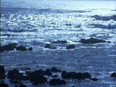 Ocean Blue Stock Footage