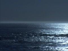 Ocean Colorless 2 Stock Footage