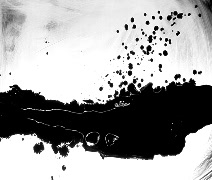 1280x1080dvpro Ink Paint Mtn14 Stock Footage