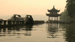 Hang Zhou Xi Hu Lake 2 - stock footage