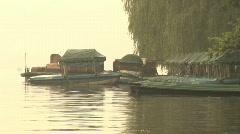 Hang Zhou Xi Hu Lake 8 Stock Footage