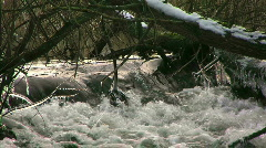 Water_stream_24 Stock Footage