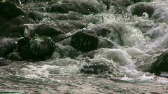 Water_stream_27 Stock Footage