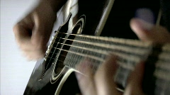 Guitar 10 Stock Footage