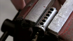 Lock 13 Stock Footage