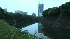 Tokyo Imperial Garden 24 Stock Footage