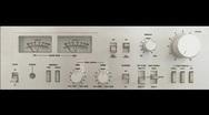 Amplifier 01B Stock Footage