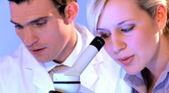 Medical students in training Stock Footage