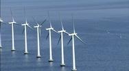 Stock Video Footage of Clean & renewable energy