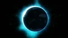 Eclipse  Stock Footage