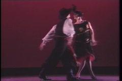Tango  - stock footage