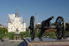 New Orleans 7 Time Lapse - stock footage