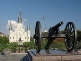 Stock Video Footage of New Orleans 7 Time Lapse
