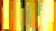 Stock Video Footage of Shifting Color Bars