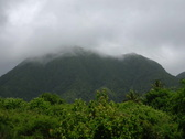 Stock Video Footage of Nevis Clouds Time Lapse