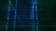 Technology background 03 Stock Footage