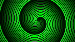 Helix spiral loop Stock Footage