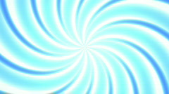 Spiral of fast moving time Stock Footage
