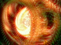 VJ Loop 383 Particles World 4 Web Footage