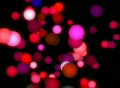 VJ Loop 391 3D Pink Balls Web Footage