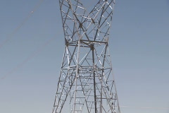 Power Grid 07 Stock Footage