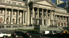National Congress, Argentina Stock Footage