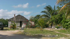 Mexican rural scene - stock footage