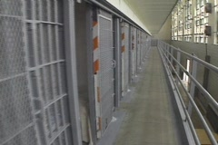 Prison 02 Stock Footage