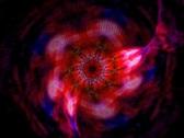 VJ Loop 403 Particle World 8 Stock Footage
