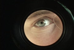 Eye See You Stock Footage