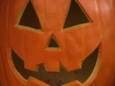 Halloween Pumpkin  Stock Footage